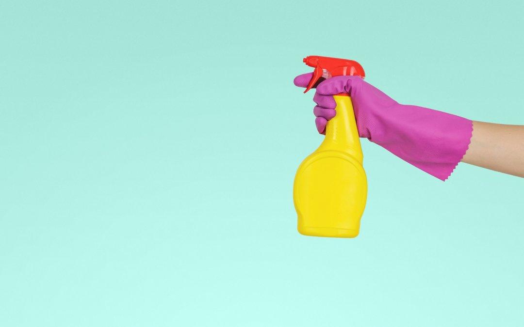 Limpieza Ecológica con Productos Saludables y Sostenibles